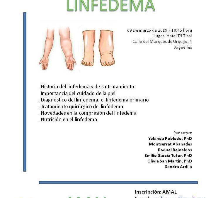 Diagnóstico de Linfedema, más centrado en el Linfedema primario