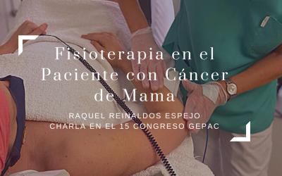 Fisioterapia en el paciente con Cáncer de Mama
